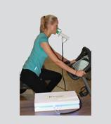 Belastungsmessung e - Scan | Stoffwechselmessung und Ernährungsprogramm escan